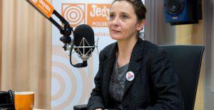 Joanna Piotrowska, szefowa Feminoteki